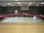 CCA members -breakfast Mac Hall