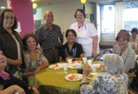 Highlight for Album: Ethnic Foods and Father's Day Celebration - June 19, 2010