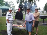 Highlight for Album: Fathers' Day Picnic at ANDREW HAYDON Park, Ottawa