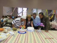 Highlight for Album: Collective Birthday celebration - SEPTEMBER 2011(Carolina, Gerardo, Jose y Ernesto)