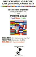 Highlight for Album: OPEN HOUSE, Nov 10 2012 - Bronson Centre