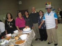 Highlight for Album: Collective Birthday celebration for the month of OCTOBER 2014-Club Casa celebra el cumpleaños de sus socios nacidos ne Octubre. FELICIDADES