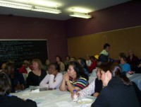 Highlight for Album: October 28th - Friendship Breakfast-CCA's initiative