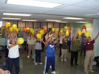 Highlight for Album: Seniors con Salud y Club Casa de los Abuelos - 2005