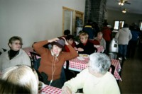 Highlight for Album: Sugar Bush Bus - March 4, 2007 at Stanley's Farm: A Multicultural Seniors Coalition (AMSA)