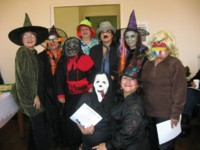Highlight for Album: Halloween Costume Party - CCA 2008